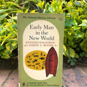 Early man in the new world
