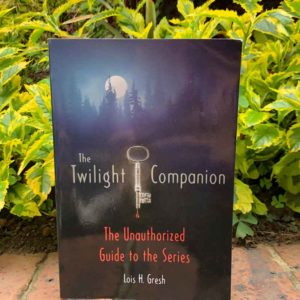 The twilight companion. The unauthorized guide to the series