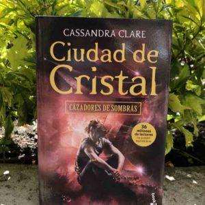 Ciudad de cristal. Cazadores de sombras 3